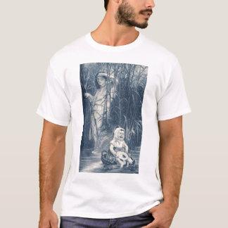 Moses genommen vom Nil T-Shirt