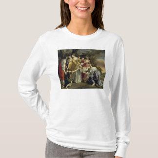 Moses rettete aus dem Nil, c.1630 T-Shirt