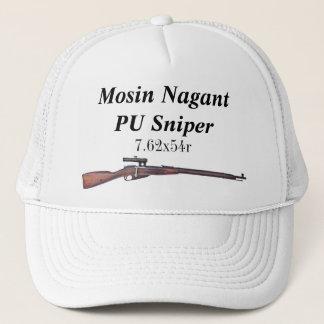 Mosin Nagant PU-Scharfschütze-Hut Truckerkappe