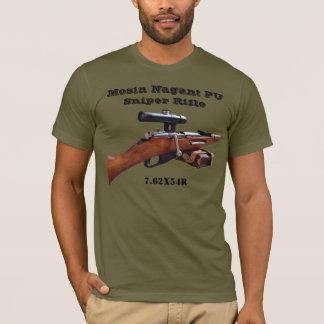 Mosin Nagant ww2 PU-Scharfschütze-Shirt T-Shirt