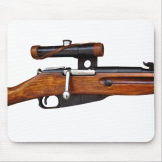 Mosin Nagant ww2 Scharfschütze-Mausunterlage! Mauspad