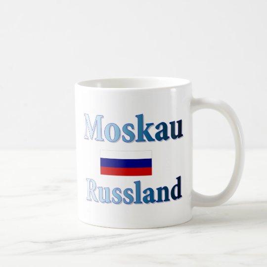 Moskau Kaffeetasse