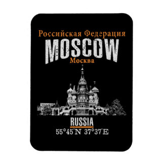 Moskau Magnet