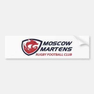 Moskau-Marder RFC-Rot Autoaufkleber