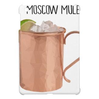 Moskau-Maultier-Kupfer-Tassen-niedrig iPad Mini Hülle