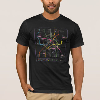 Moskau-Metro T-Shirt