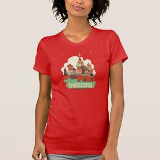 Moskau Russland T-Shirt
