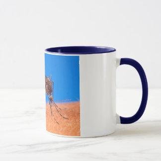 Moskito-Beißen Tasse