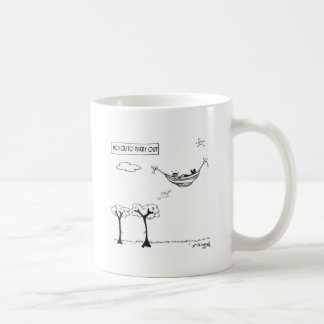 Moskito-Cartoon 3394 Kaffeetasse
