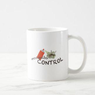 Moskito-Kontrolle Kaffeetasse