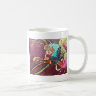 Moskito-Kunst-Entwurf Kaffeetasse