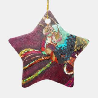 Moskito-Kunst-Entwurf Keramik Ornament