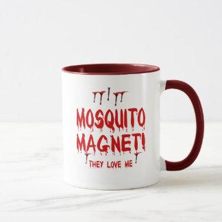 Moskito-Magnet Tasse