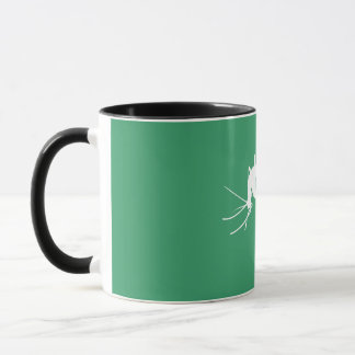 Moskito-Seitenansicht Tasse