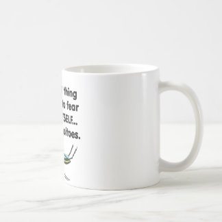 Moskitos 1 der Furcht-selbst Kaffeetasse