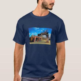 Motel-T - Shirt des Weg-66