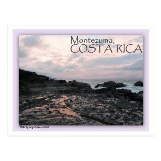 Motenzuma, Costa Rica Postkarte