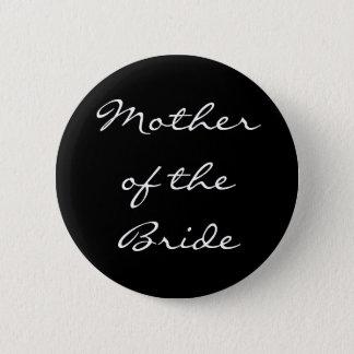 Motherof theBride Knopf Runder Button 5,1 Cm