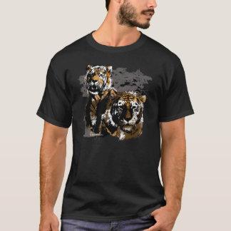 Motiv von einen Tiger für jeden. T-Shirt