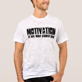 Motivation, durch wirkliche Weltstärken-Trainer T-Shirt