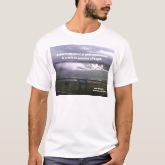 Motivation für Krise T-Shirt