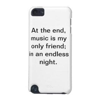 Motivierend Musikzitat-iPod-Kasten iPod Touch 5G Hülle