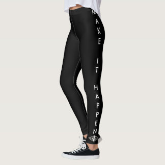 Motivierend u. Inspirational Leggings