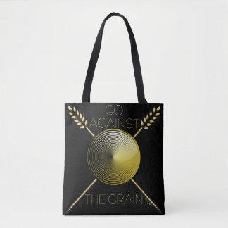 Motivierend volle Druck-Taschen-Tasche (Schwarzes) Tasche