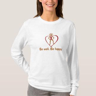 Motivierend Wellness-T-Stück für größeres Wohl T-Shirt