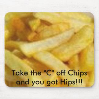Motivierungs-Chips Mauspads