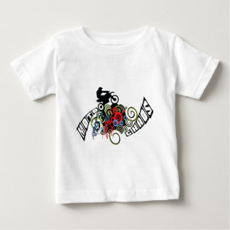 Moto Chaos Baby T-shirt