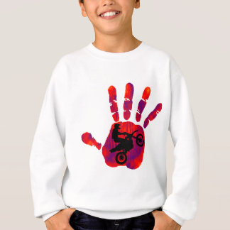Moto heißes Reding Sweatshirt