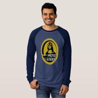 Moto Lisas der Raglan Männer - wählen Sie Ihre T-Shirt