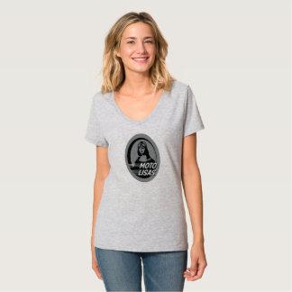 Moto Lisas V-Hals T - Shirt - wählen Sie Ihre
