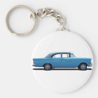Moto | Vintager blauer Holden Keychain Schlüsselanhänger