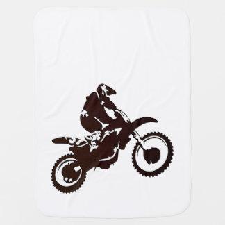 Motocross Babydecken