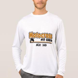 Motocross-Gruben-Crew T-Shirt