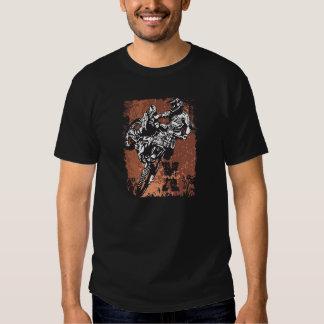 Motocross-Schmutz Shirts