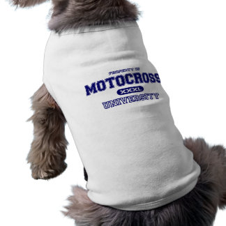 Motocross-Universität Shirt