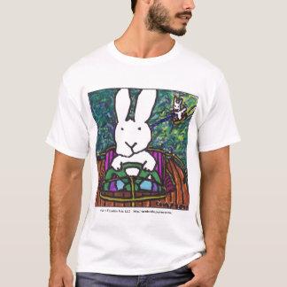 Motorboot-Häschen T-Shirt