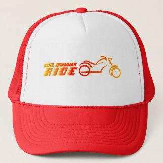 motorcyle Motorrad-Fahrradradfahrer Truckerkappe