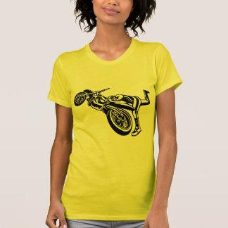 Motorrad-Bremsung Hemden