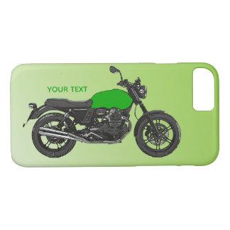 Motorrad iPhone 8/7 Hülle