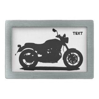 Motorrad Rechteckige Gürtelschnallen