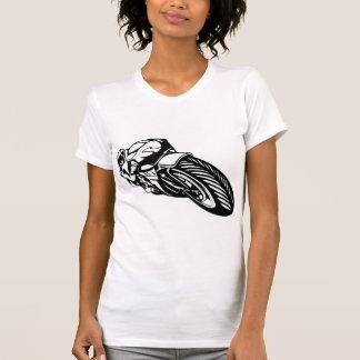 Motorrad-Rennen Shirt