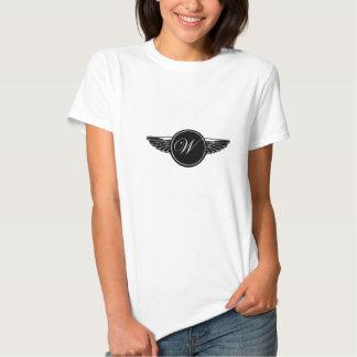 Motorrad-T-Shirts für die Frauen (weiß) T Shirts