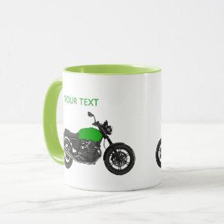 Motorrad Tasse