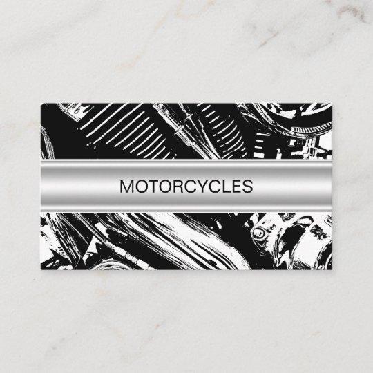 Motorrad Visitenkarten Visitenkarte Zazzle De