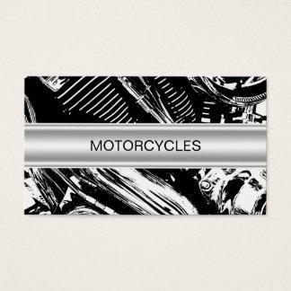 Motorrad-Visitenkarten Visitenkarte