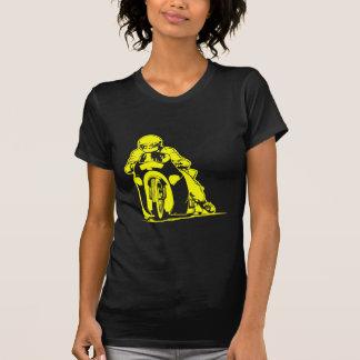 Motorrad-Widerstand-Laufen T Shirt